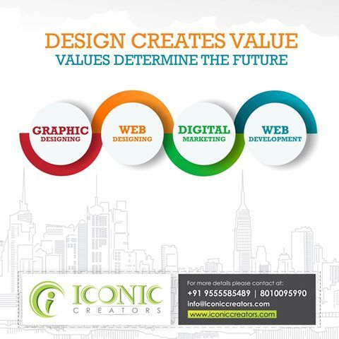 Our Values Aren T About Just Promising We Work Along To Create A Brand Equity Graphic Design Company Graphic Web Design