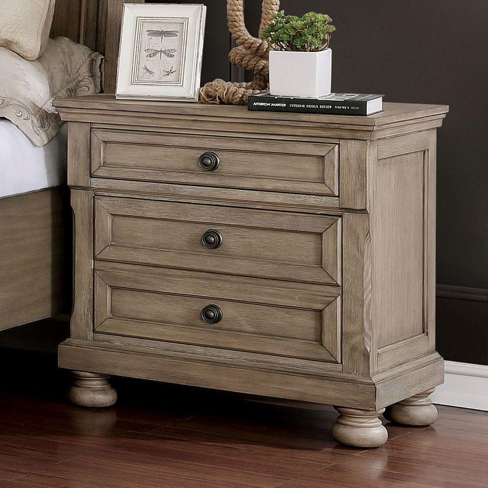 Willa Queen Size Bed CM7568Q Furniture Of America Modern