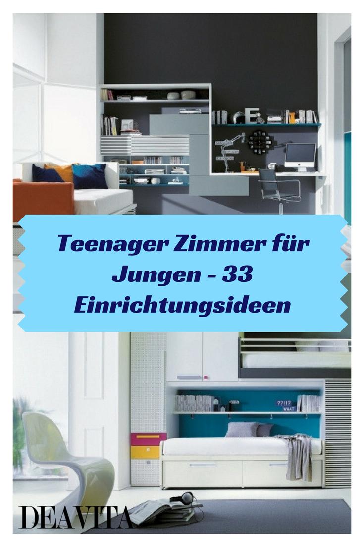 Das Teenager Zimmer ist ein Raum, der zum Entspannen, Lernen und zur ...