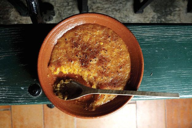 Bruléed Sweet Scrambled Egg Custard (Portugal) | 29 Ridiculously Delicious Ways To Eat Eggs Around The World