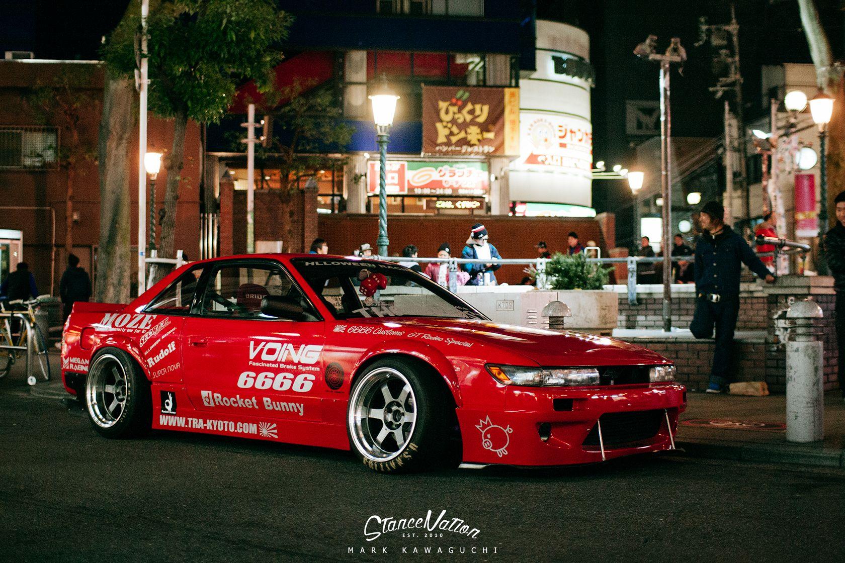 Timeless Beauty // Takashiu0027s Nissan Silvia
