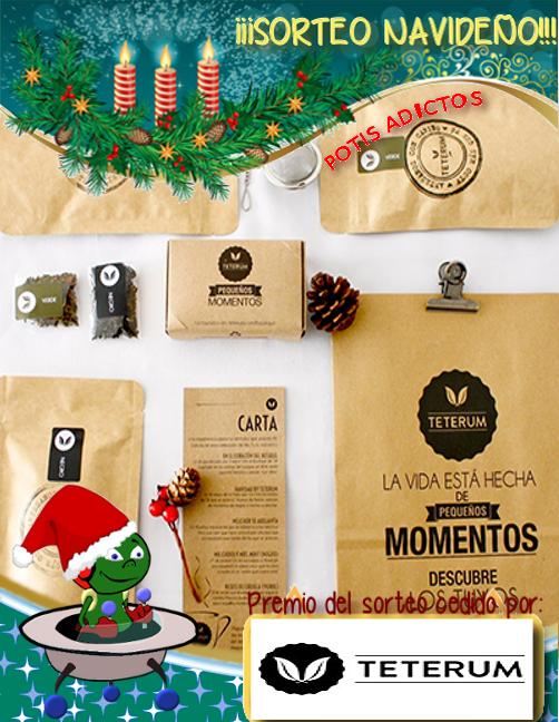 POTIS ADICTOS: SORTEOS NAVIDEÑOS 2014-2015- Pack Navideño para am...
