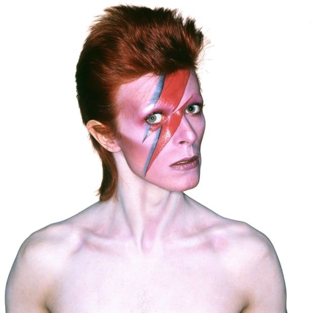 David Bowie Aladdin Sane Photograph Gifted To V A Museum David Bowie Ziggy David Bowie Starman David Bowie Ziggy Stardust