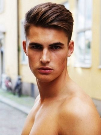 Famous Hairstyles For Men Models | Hairstyles for men | Pinterest ...