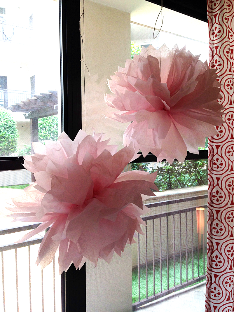 Magic Pom Poms Pink