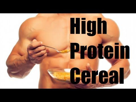 Awesome High Protein Cereal | Bodybuilder Life Hack  #bodybuilder #Bodybuilding(Sport) #cereal #Cere...