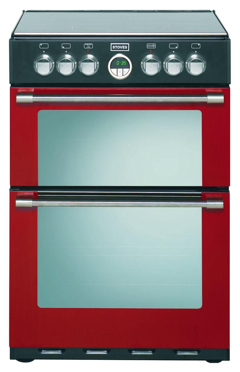 Sterling 600E 600mm electric double oven Main Cavity