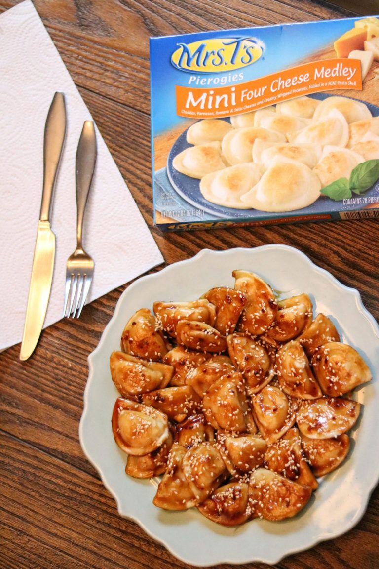 5 Easy Pierogy Recipes in 30 Minutes or Less - with Mrs. T's Pierogies