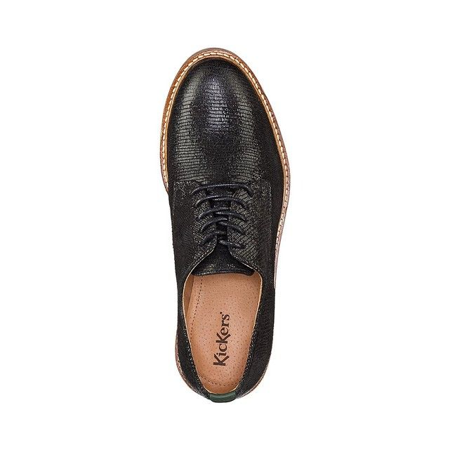 Derbies cuir OXFORK   AW18   Pinterest   Derbies, Cuir et Chaussure 0769529c27f1
