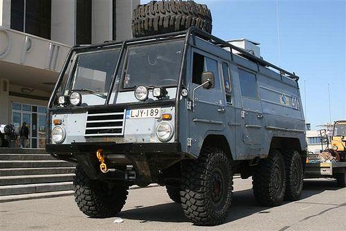 Volvo C303 6x6 | džipi | Volvo, Vehicles, Rv truck