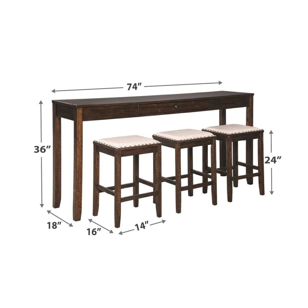 Overstock Com Online Shopping Bedding Furniture Electronics Jewelry Clothing More In 2020 Counter Height Dining Room Tables Kitchen Bar Table Counter Height Table Sets