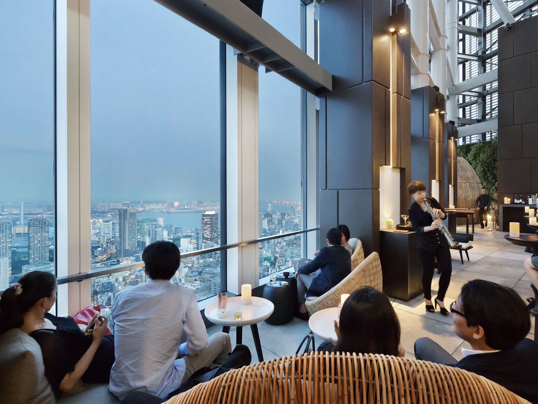 It Is Worth Staying At The Andaz Tokyo Toranomon Hills For The Spectacular  Views Alone.