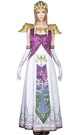Princess Zelda Costume Idea