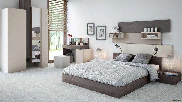 Idées Décoration chambres à coucher modernes | Idée déco chambre ...