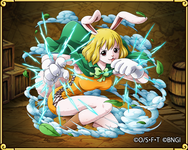 Carrot Kingsbird Mokomo Dukedom One Piece Treasure Cruise Ultimate Strategy Guide In 2020 One Piece Manga One Piece World One Piece Anime