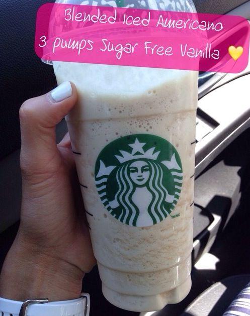 Zero Carb Drinks At Starbucks