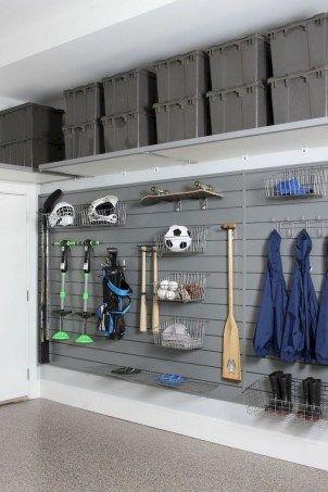 23 organized garage gym ideas 4  garage interior