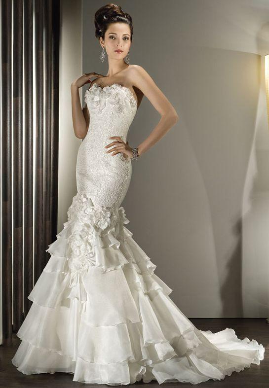 Demetrios Gowns   Demetrios Wedding Dress- 2854   Gowns ...
