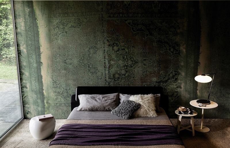 Wall and deco another canvas wallpaper interieur