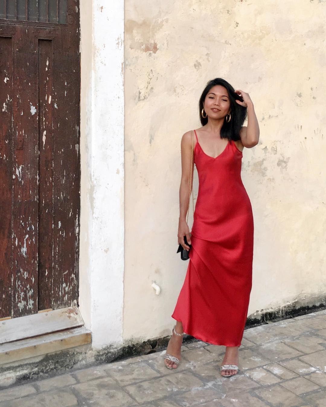 Pin On Silk Slip Dresses [ 1349 x 1080 Pixel ]