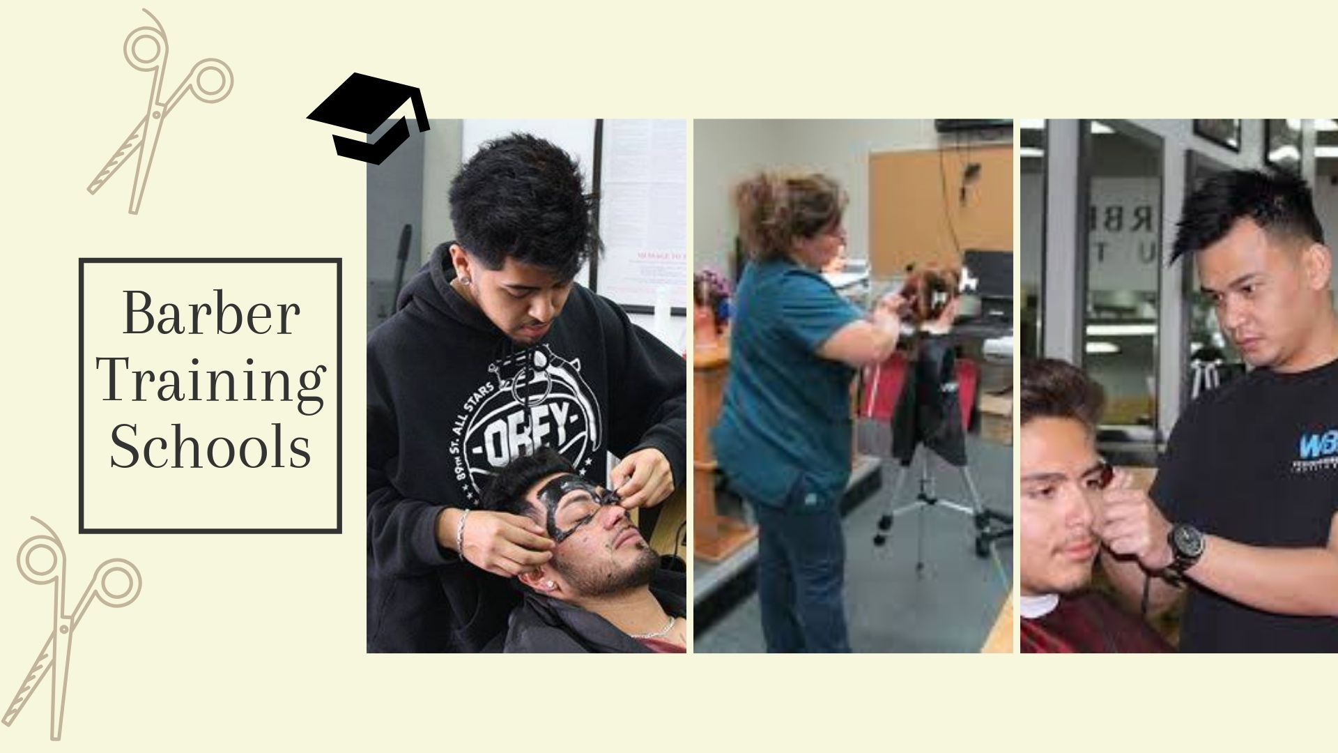 Barber crossover course western beauty institute
