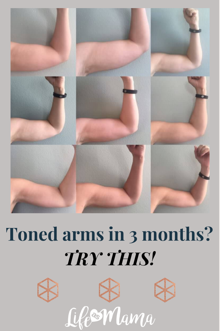 How I Got Rid Of Arm Flab In Time For Summer #armexercises