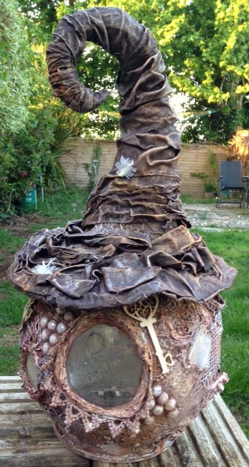 Gnome Garden: Autumn Decor & Eats