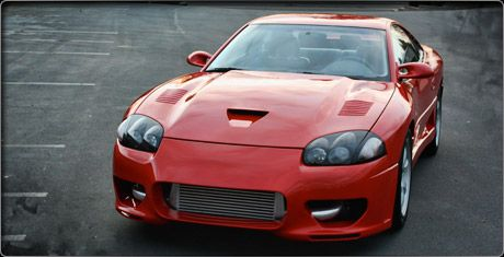 Midnight Auto Concepts Mitsubishi 3000gt Novara Body Kit Mitsubishi 3000gt Car Projects Jdm Cars