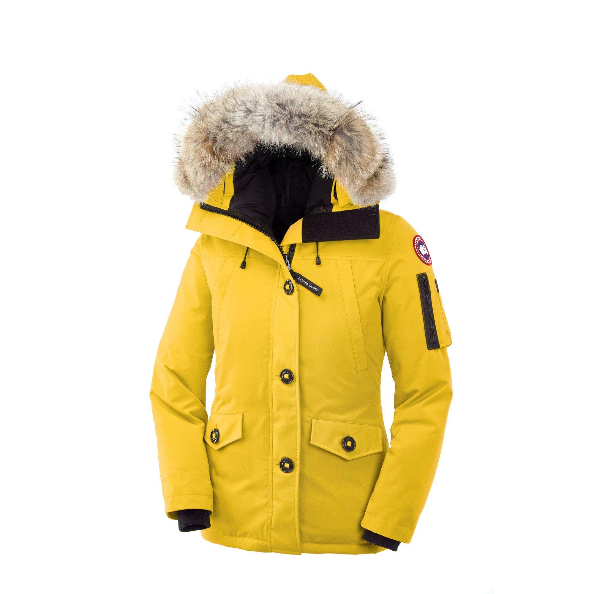 Canada Goose Montebello Parka Arctic Dusk Frauen