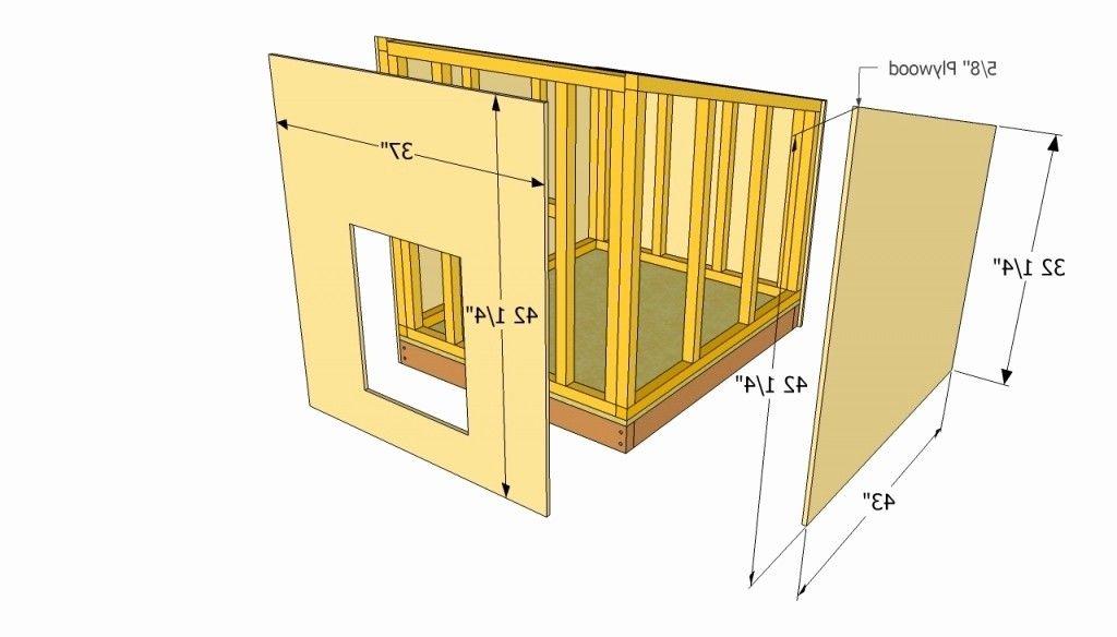 Lowes Elegant Insulated Dog Houses Dog House Plans Igloo Dog House Insulated Dog House