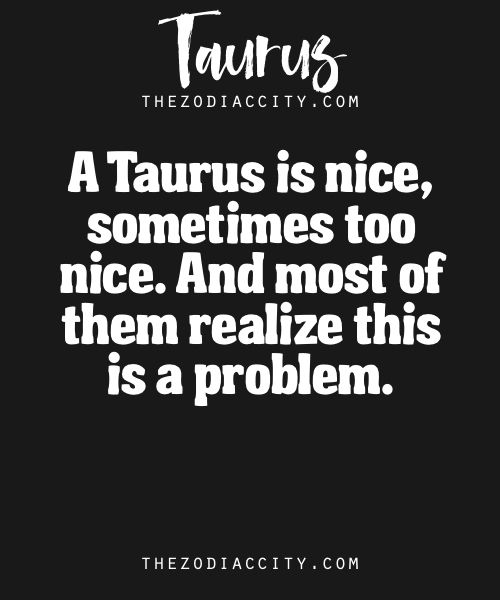Zodiac Taurus Facts.