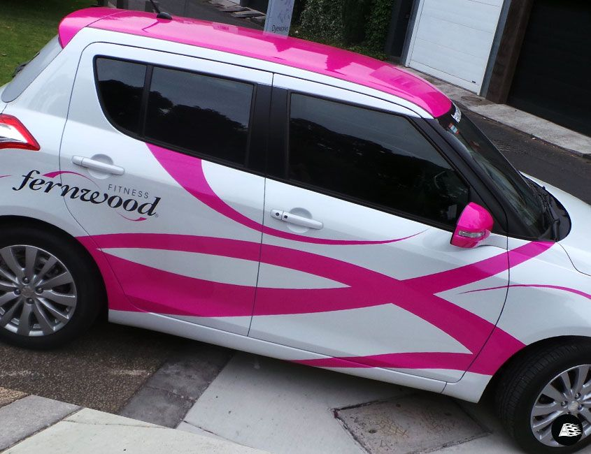 Suzuki Vehicle Decals Hot Pink Swirls S U Z U K I Pinterest - Design decals for cars