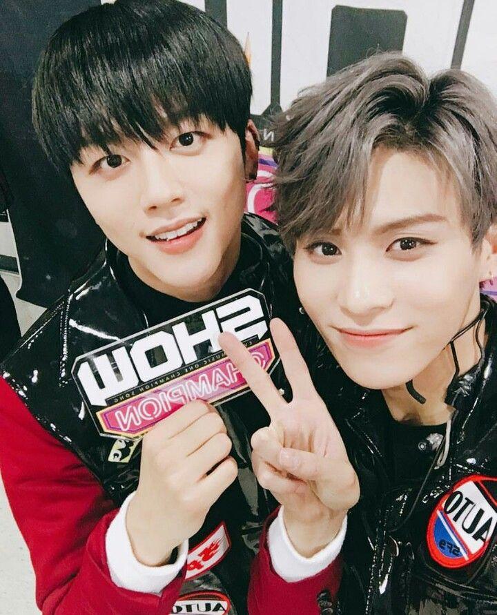 Youngbin & Taeyang // SF9