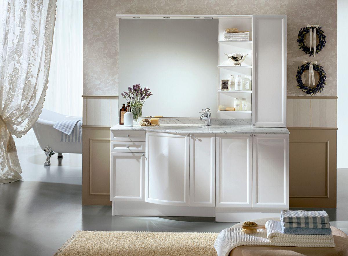 Bagno avorio ~ Emejing mobile bagno classico photos acomo acomo