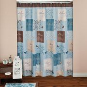 Butterfly Blessings Shower Curtain Cute Shower Curtains Shower