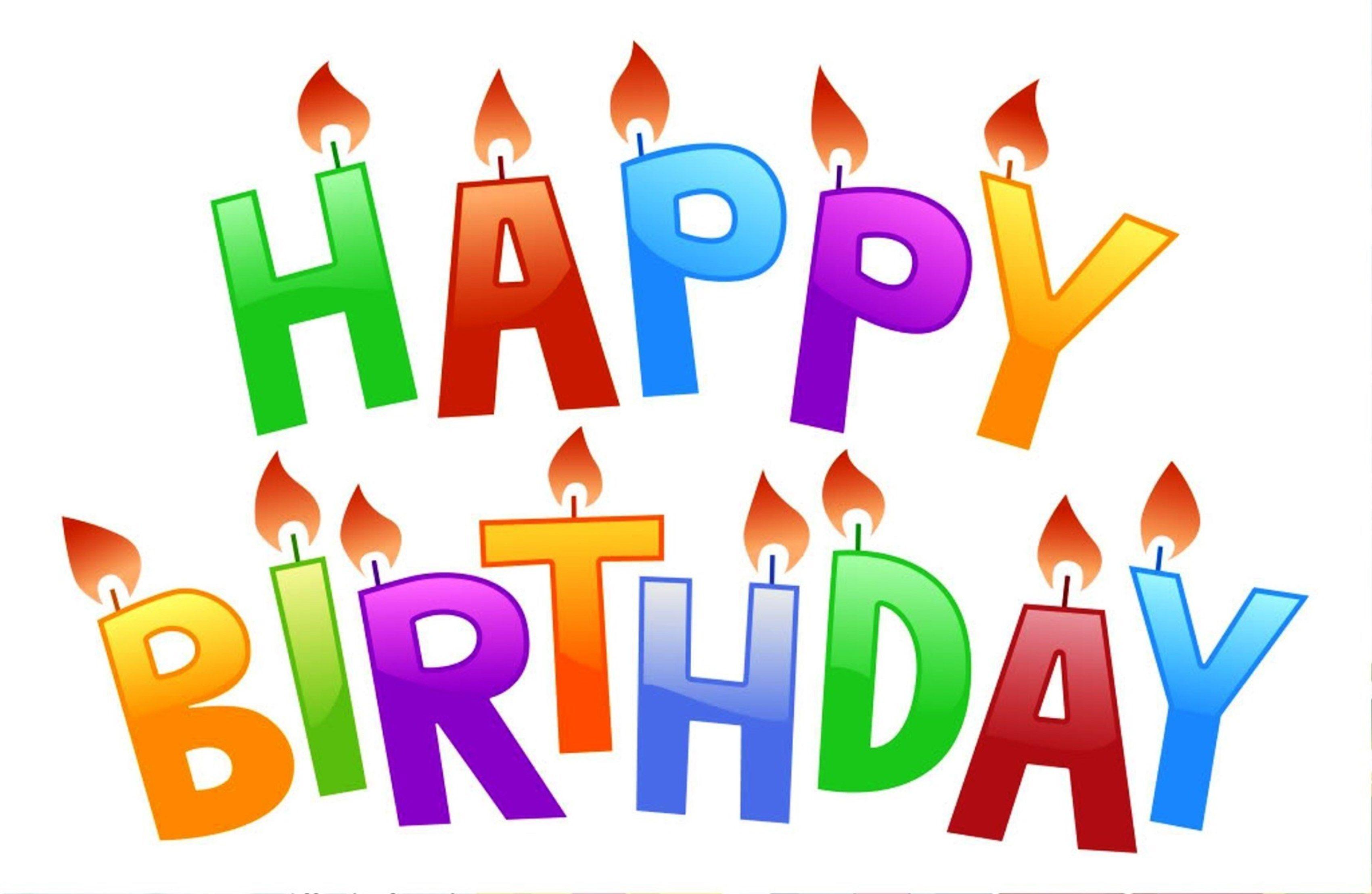 24++ January birthday clipart free info