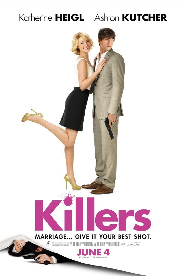 Kiminle Evlendim - Killers - 2010 - BRRip - Turkce Dublaj - Orjinal Ses Film Afis Movie Poster - http://turkcedublajfilmindir.org/Kiminle-Evlendim-Killers-2010-BRRip-Turkce-Dublaj-Orjinal-Ses-Film-4691