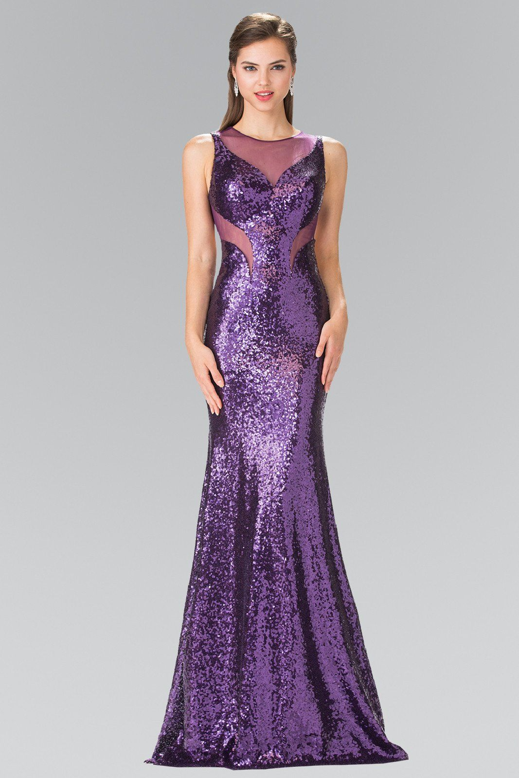Sequins prom dress gl pinterest sequin prom dresses and