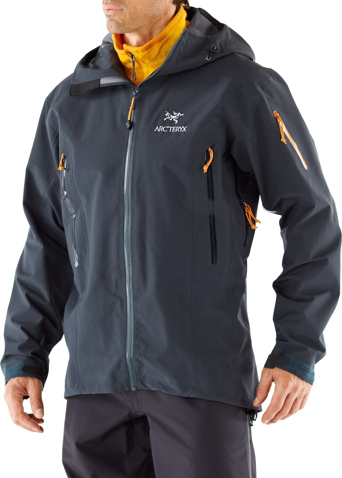 Arc'teryx Theta SV Jacket - Men's | REI Co-op | ТАКТИЧНИЙ ...
