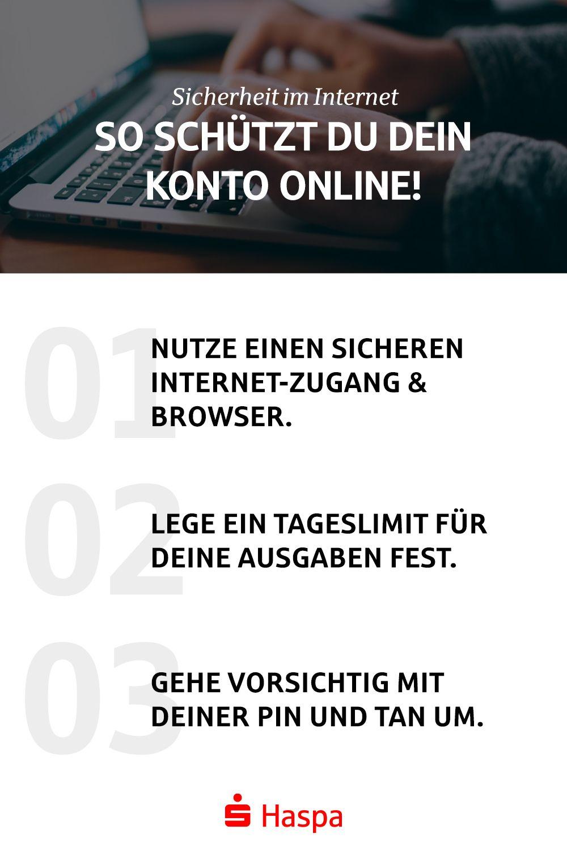Tipp Sicherheit Im Online Banking Hamburger Sparkasse In 2020 Finanztipps Tipps Finanzen