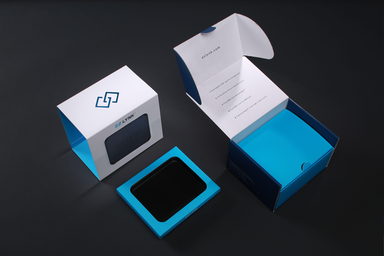 EZ Lynk   Packaging Design   Uneka Concepts, Inc