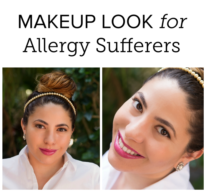 Makeup Looks For Allergy Sufferers Amazing Makeup Tutorials