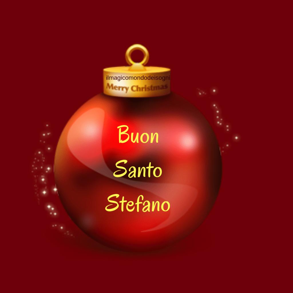 Auguri a tutti i Stefano e Stefania e Buon Santo Stefano di cuore a tutti.  | Merry christmas, Merry, Christmas