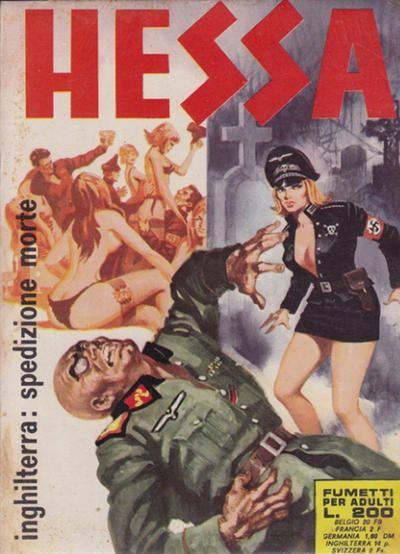 Cover for Hessa (Ediperiodici, 1970 series) #15