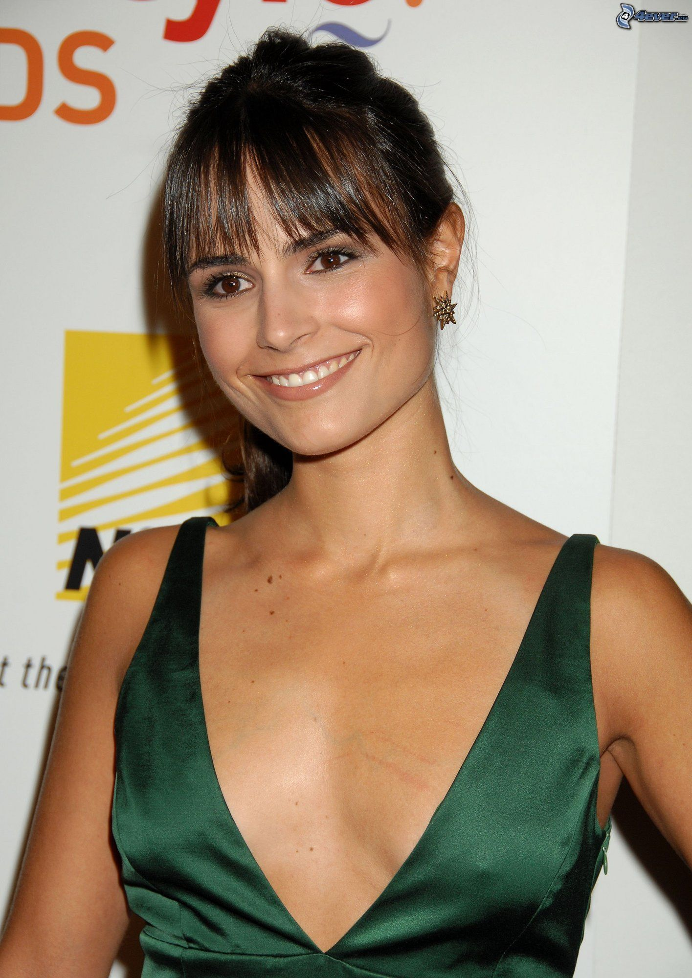 Tits Cleavage Jordana Brewster naked photo 2017