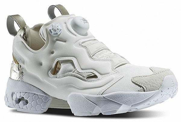 Reebok INSTA PUMP FURY PM CHALK  WHITE  PAPERWHITE V62777