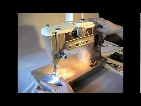 ▷ Singer 40A Sewing Machine Demo Video YouTube Sewing Simple Youtube Singer Sewing Machine Repair