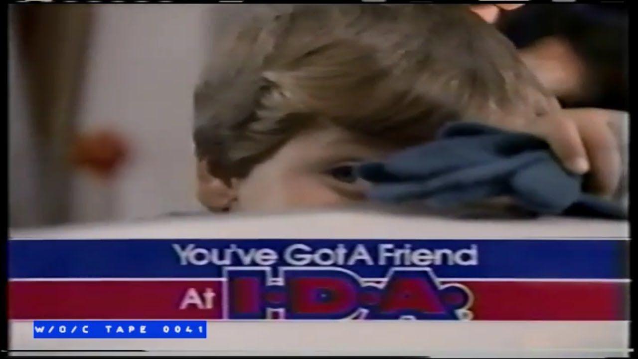 IDA Pharmacy Commercial - 1989 | Christmas TV - The 80\'s | Pinterest ...