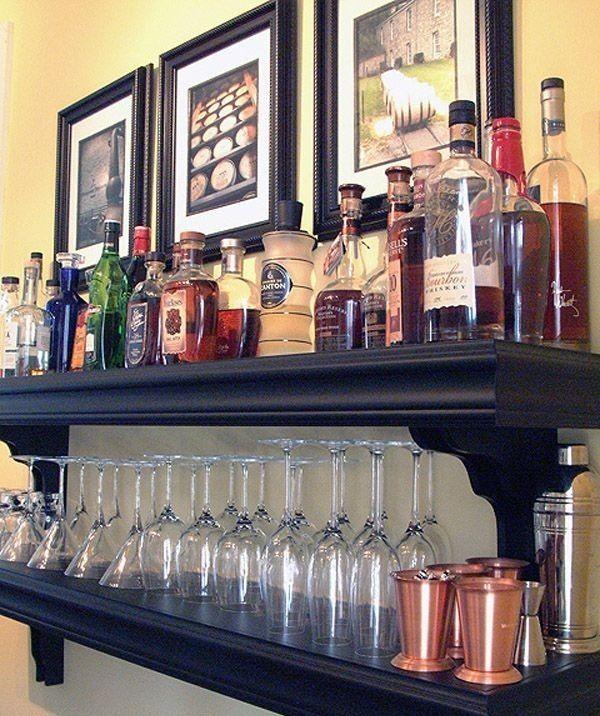 20 Diy Home Bar Ideas Decor Home Bar Designs Bars For Home
