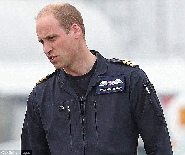 Featuring the Duke of Cambridge (pictured in uniform), known as Pilot William Wales to colleagues, it follows the trauma team in their dramatic rescues and race towards patients